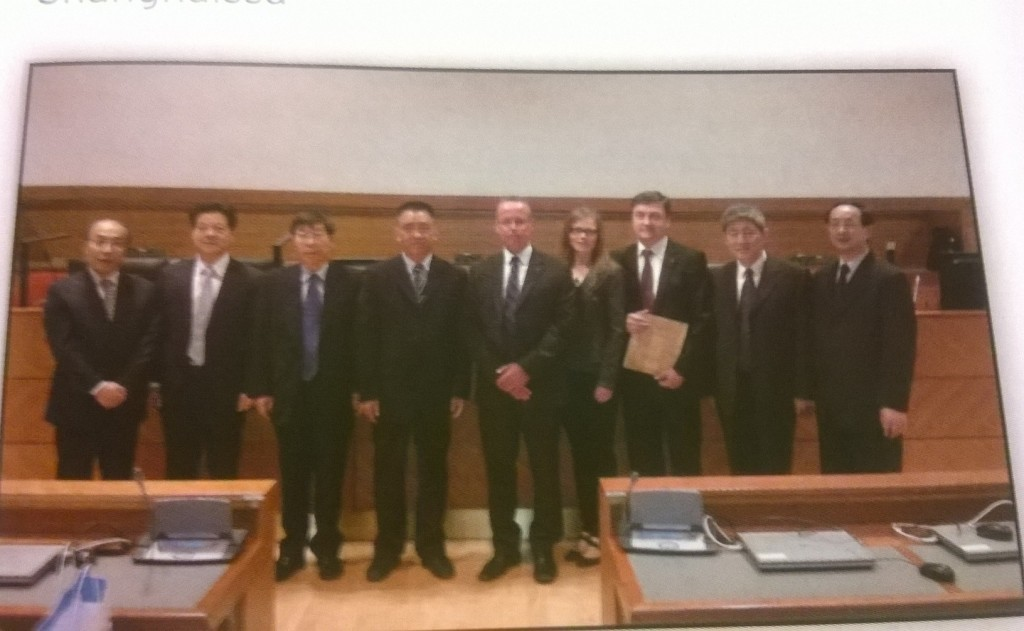 Shanghai-delegaatio