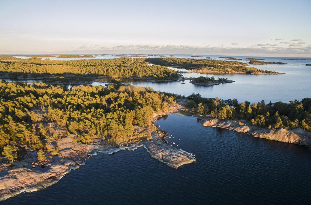 Porkkala kansallispuistoksi Suomen 100-vuotisjuhlavuoden kunniaksi