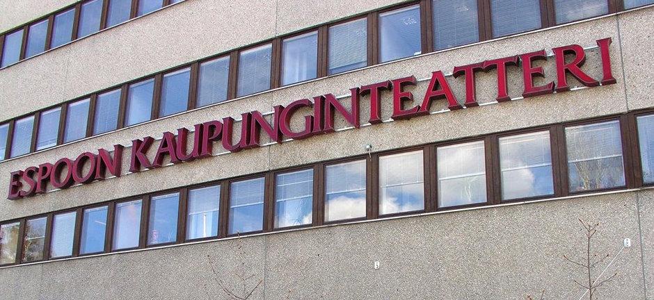 Espoon kaupunginteatteri ja Kulttuuri-Tapiolan uusi tulevaisuus