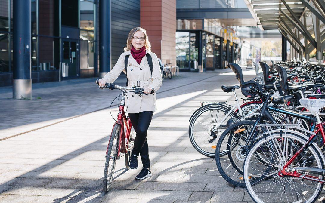 Valtuusto 5.12.2018 Parempaa talvikunnossapitoa pyöräteille